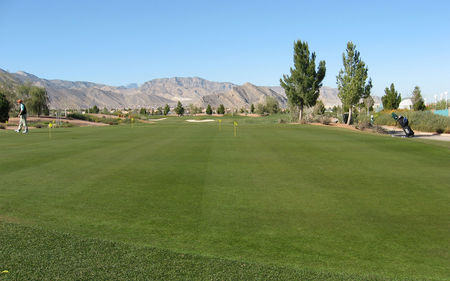 Durango hills golf club cover picture