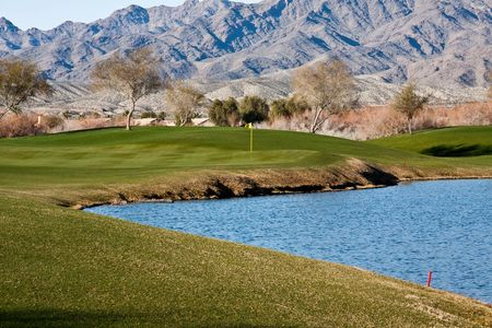 Overview of golf course named Mojave Resort Golf Club
