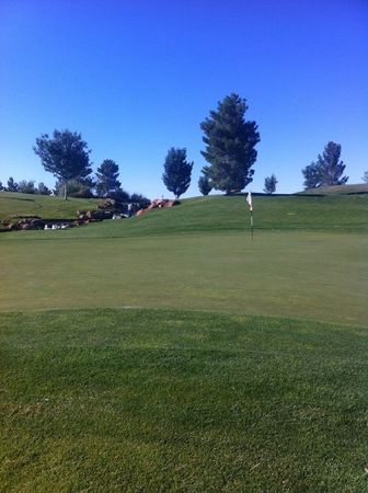 Mountain Falls Golf Course Cover Picture