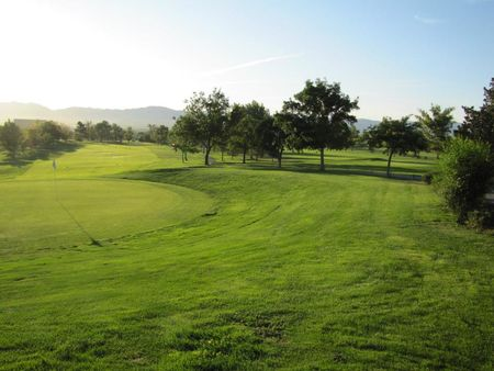 Overview of golf course named Washoe Golf Course