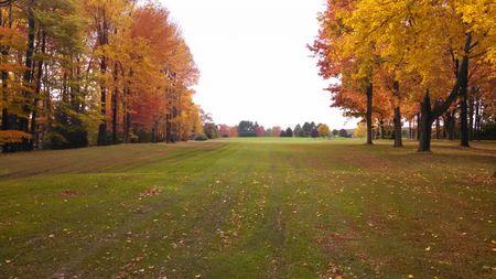 Andover Golf Course Cover