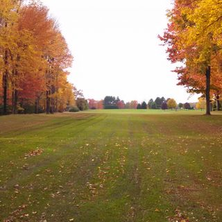 Andover golf course cover picture