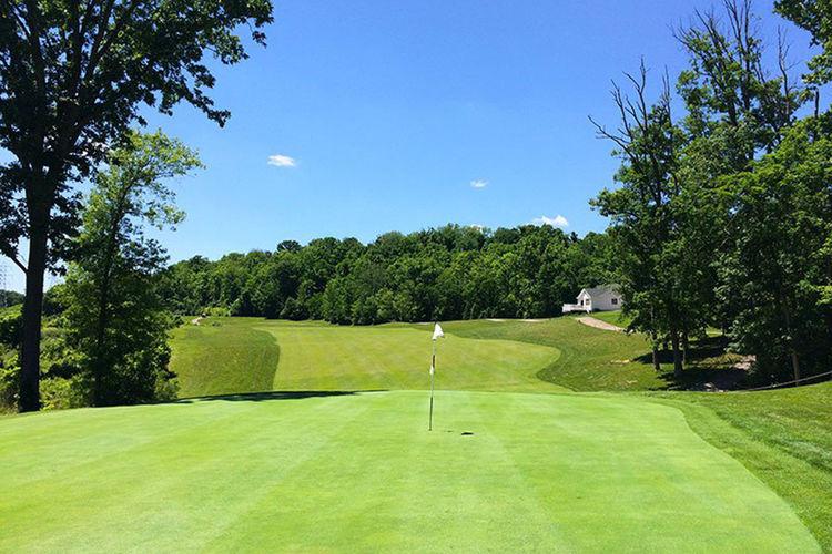 Aston oaks golf club cover picture