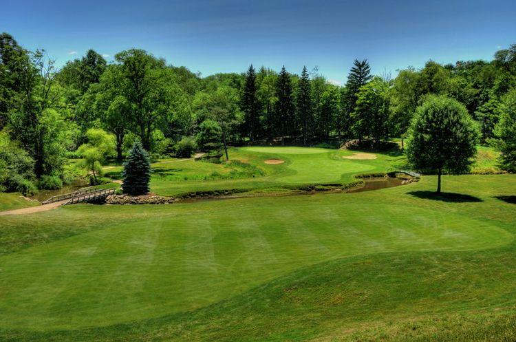 Aurora golf club cover picture