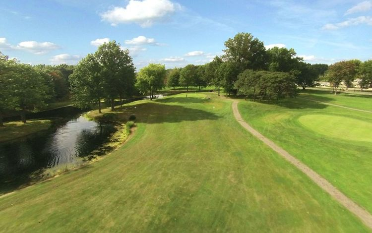 Avalon south golf course cover picture