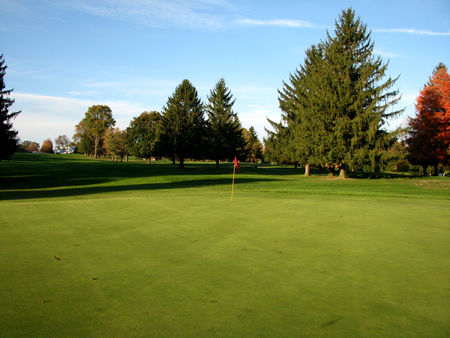 Overview of golf course named Barberton Brookside Country Club