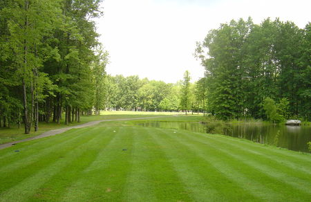 Overview of golf course named Bedford Trails Golf Course