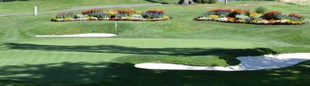 Overview of golf course named Beechmont Country Club