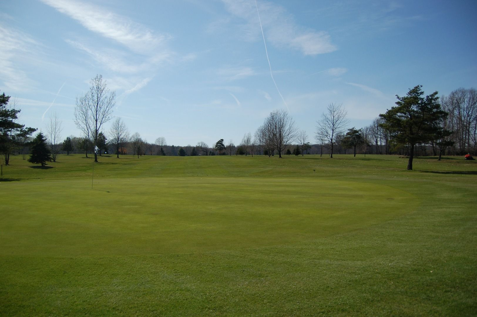 Bronzwood golf club cover picture