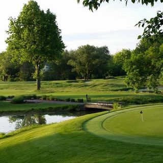 Brookledge golf club cover picture