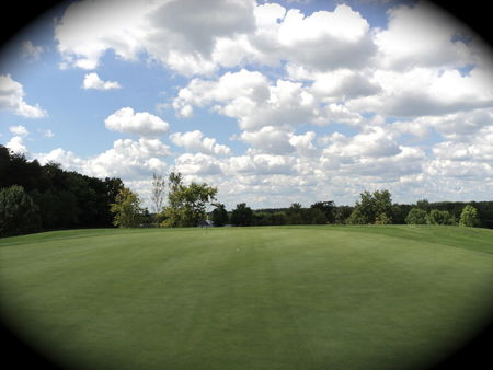 Overview of golf course named Buckeye Hills Country Club