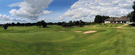 Carlisle golf club cover picture