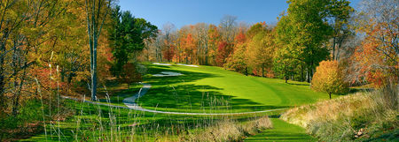 Overview of golf course named Chagrin Valley Country Club