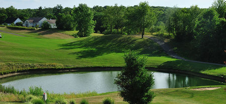 Chapel hill golf course cover picture