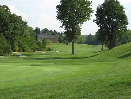Overview of golf course named Coppertop at Cherokee Hills Golf Club