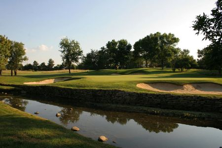 Overview of golf course named Country Club at Muirfield Village