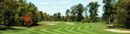 Darby Creek Golf Course Cover