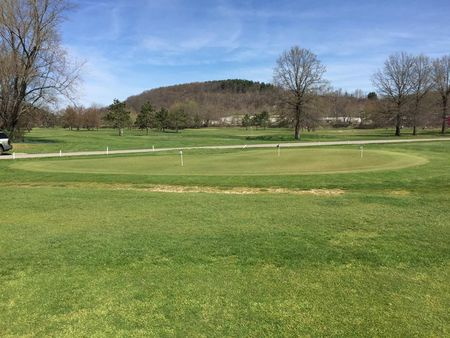 Five Waters Golf Course Cover Picture