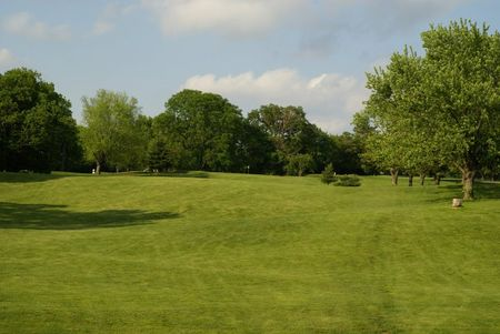 Overview of golf course named Franklin Golf Club