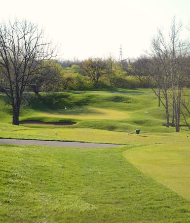 Overview of golf course named Pipestone Golf Club