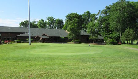 Raintree Country Club Cover Picture