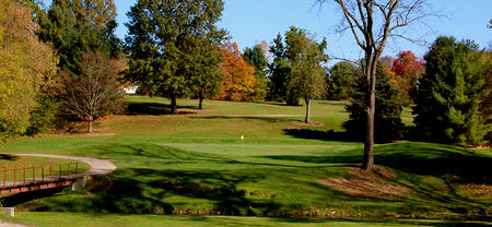 Overview of golf course named Saint Albans Golf Club