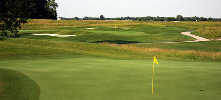 Shale Creek Golf Club Cover