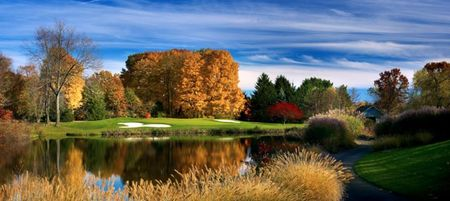 Overview of golf course named Sharon Golf Club, The