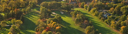 Overview of golf course named Shawnee Country Club