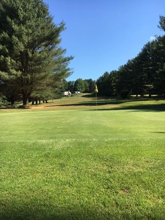 Overview of golf course named Sleepy Hollow Golf Course