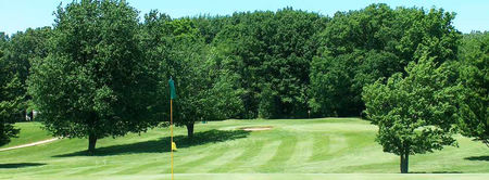 Overview of golf course named Tamaron Country Club