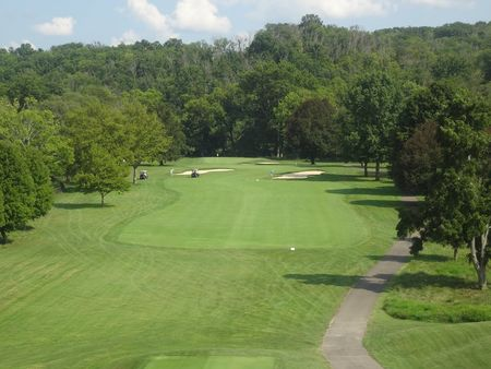 Overview of golf course named Terrace Park Country Club