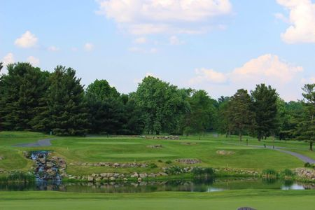 Overview of golf course named Tippecanoe Country Club
