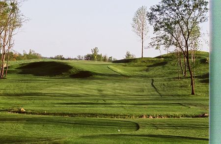 Overview of golf course named Urbana Country Club