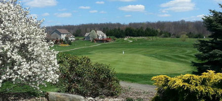 Overview of golf course named Walnut Run Golf Course