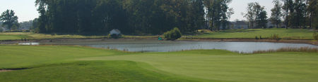 Overview of golf course named Westchester Golf Course