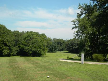 Overview of golf course named White Oak Golf Course