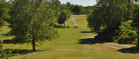 Overview of golf course named Willard Golf Club