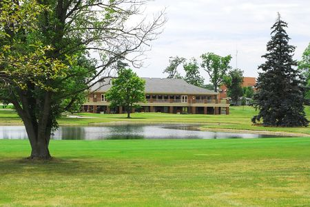 Overview of golf course named Willow Bend Country Club