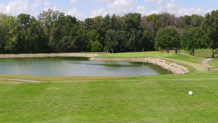 Overview of golf course named Woody Ridge Golf Course