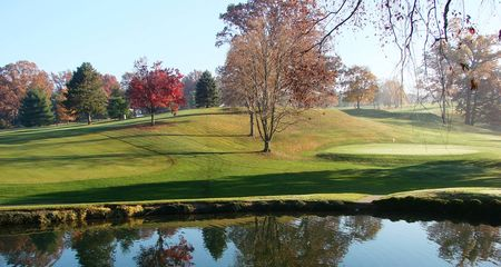 Overview of golf course named Wooster Country Club
