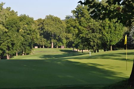 Overview of golf course named York Golf Club