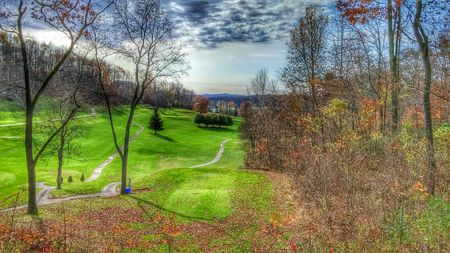 Green valley golf club cover picture