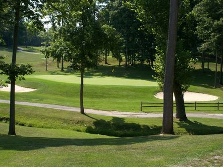 Overview of golf course named Greenville Golf Course