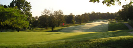 Overview of golf course named Hamilton Elks Country Club