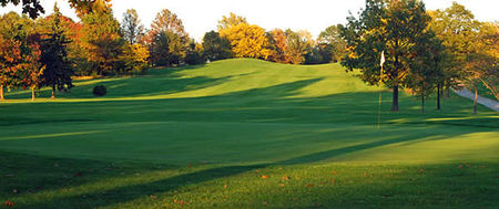Overview of golf course named Hinckley Hills Golf Course