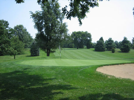 Homestead Springs Golf Course Cover