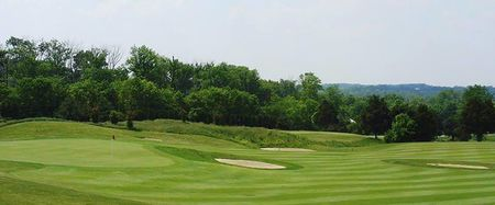 Overview of golf course named Indian Ridge Golf Club