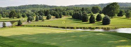 Overview of golf course named Lakeside Golf Course