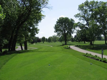 Overview of golf course named Links at Groveport Golf Course